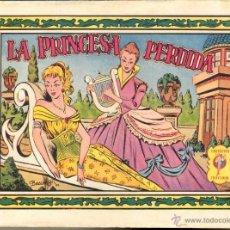 Tebeos: TEBEOS-COMICS CANDY - TROVADOR - Nº 33 - SORIANO - 1956 - DE BEAUMONT - LA PRINCESA PERDIDA *UU99. Lote 41660991