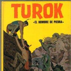 Tebeos: TEBEOS-COMICS CANDY - TUROK HOMBRE DE PIEDRA -COMIC, COMO NUEVO, IMPECABLE -LAIDA-1975-*OFERTA *BB99. Lote 41661701