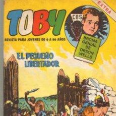 Tebeos: TEBEOS-COMICS CANDY - TOBY - Nº 16 - VALENCIANA - AMBROS, BENET, VAÑO, ROJAS, ETC...*AA99. Lote 41696027