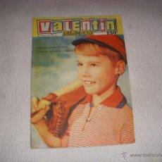 Tebeos: VALENTÍN TIN.TAN Nº 140, EDITORIAL PAULINAS. Lote 42011483