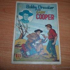 Tebeos: GARY COOPER - Nº 3 - EDITORIAL JOVI 1950 ORIGINAL. Lote 42064861