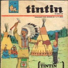 Tebeos: TEBEOS-COMICS CANDY - TINTIN - Nº 2 - ED. ZENDRERA - 1967 - ORIGINAL - *UU99. Lote 42290696