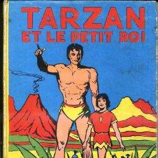 Tebeos: TARZAN ET LE PETIT ROI (HACHETTE, 1948) ILUSTRADO POR BURNE HOGARTH - EN FRANCÉS. Lote 42330198