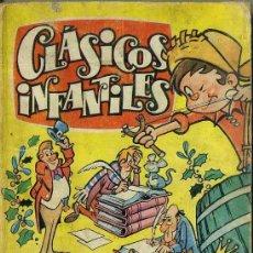 Tebeos: CLASICOS INFANTILES - CASCANUECES / TOM SAWYER / CUENTO DE NAVIDAD - RETAPADOS. Lote 42330351