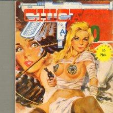 Tebeos: TEBEOS-COMICS CANDY - CHICAGO AÑOS 20 - Nº 18 - ELVIBERIA - 1976 - *DD99. Lote 42751982