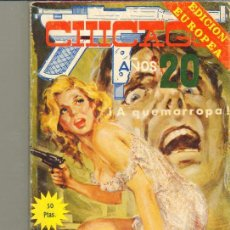 Tebeos: TEBEOS-COMICS CANDY - CHICAGO AÑOS 20 - Nº 16 - ELVIBERIA - 1976 - *DD99. Lote 42751992