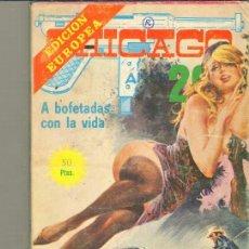 Tebeos: TEBEOS-COMICS CANDY - CHICAGO AÑOS 20 - Nº 9 - ELVIBERIA - 1976 - *BB99. Lote 42752001
