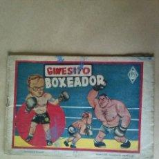 Livros de Banda Desenhada: GINESITO BOXEADOR Nº 25 - DIAMANTE AMARILLO. Lote 42962612