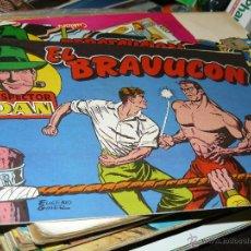 Tebeos: TEBEOS-COMICS CANDY - INSPECTOR DAN - BRUGUERA - 1952 - Nº 23 - *AA99. Lote 43088962