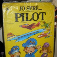 Tebeos: TEBEOS-COMICS CANDY - JO SERE PILOT - BRUGUERA - 1979 - Nº 1 - JAN (SUPERLOPEZ) *AA99. Lote 43211067