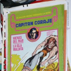 Tebeos: TEBEOS-COMICS CANDY - CAPITAN CORAJE - Nº 3 - URSUS - 1982 - IRANZO *AA99. Lote 43353899