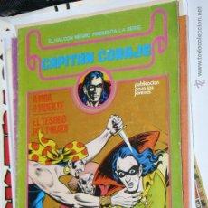 Tebeos: TEBEOS-COMICS CANDY - CAPITAN CORAJE - Nº 2 - URSUS - 1982 - IRANZO *AA99. Lote 43353903