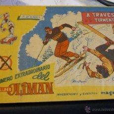 Tebeos: TEBEOS-COMICS CANDY - Nº EXTRAORDINARIO CLUB OLIMAN - Nº 7 - MAGA - 1963 *BB99. Lote 43661877