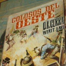 Tebeos: TEBEOS-COMICS CANDY - COLOSOS DEL OESTE - Nº 1 - FERMA - 1964 - DIFICIL *AA98. Lote 43661968