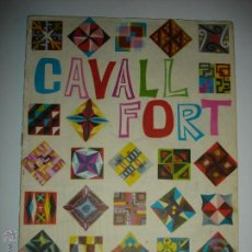 Tebeos: REVISTA CAVALL FORT Nº 15. Lote 43769602