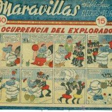 Tebeos: MARAVILLAS N 40. Lote 44111236
