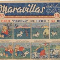 Giornalini: MARAVILLAS Nº 57. F.E.T 1939.. Lote 44151527