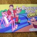 Tebeos: COMIC LA PANTERA ROSA DE PARRAMÓN 1986 Nº 4 NUEVO TIRAS CÓMICAS PORTADA BEAUMONT. Lote 84917651