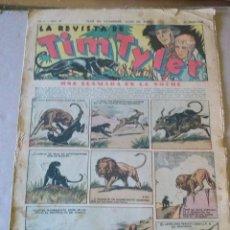 Tebeos: TIM TYLER Nº 35 - HISPANO AMERICANA - F. GRANDE. Lote 44393983