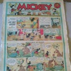 Tebeos - mickey nº 33 - molino , f. grande - 44394273