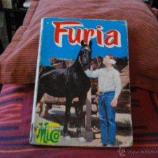 Tebeos: ALBUN FURIA II COLECCION MICO EDITORIAL FHER AÑO 1962 64 PAGINAS MIRA MAS TEBEOS EN MI TIENDA . Lote 44664712