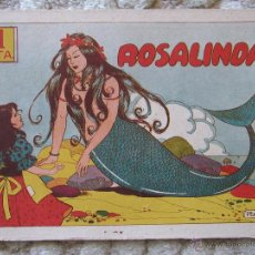 Tebeos: ROSALINDA Nº69 DE EDITORIAL CISNE, AÑO 1943. Lote 44718371