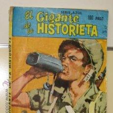 Tebeos: EL GIGANTE DE LA HISTORIETA SERIE AZUL Nº 33 EDICIONES MANHATTAN. Lote 44818633
