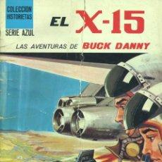 Tebeos: BUCK DANNY. EL X-15 (SUSAETA, 1971). Lote 45072810