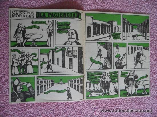 Tebeos: hermano lobo 2 1972 pleyades semanario de humor dentro de lo que cabe 15 pesetas - Foto 2 - 45197881