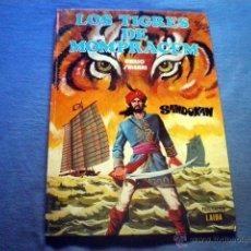 Tebeos: COMIC LOS TIGRES DE MOMPRACEM SANDOKAN BY BEAUMONT COL EDICLAS Nº 1 1976 ED LAIDA FHER. Lote 45266358