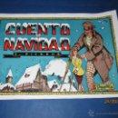 Tebeos: CUADERNOS SELECTOS Nº 40 CUENTO DE NAVIDAD DE EDIT. CISNE GERPLA - AÑO 1940S.. Lote 45397215