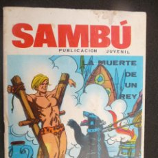 Tebeos: SAMBÚ. Nº 2. EDITORIAL VILMAR. Lote 45440717