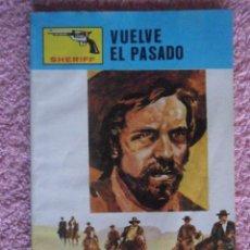 Tebeos: SHERIFF 270 VILMAR 1984 VUELVE EL PASADO COLECCION OESTE. Lote 45637189