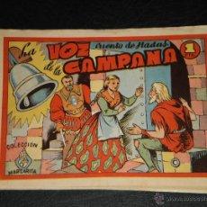 Tebeos: COLECCION MARGARITA (FAVENCIA) - LA VOZ DE LA CAMPANA – CUENTO DE HADAS. Lote 45703779