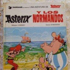 Tebeos: COMIC ASTERIX Y LOS NORMANDOS GRIJALBO NUMERO 8. Lote 218169502