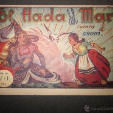 Tebeos: HISTORIETAS GRAFICAS PILARIN- 7-ED. AMELLER - EL HADA DEL MAR-( COM-269). Lote 46139679