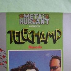 Tebeos: EUROCOMIC: METAL URLANT SERIE HUMANOIDES Nº 2. Lote 46344811
