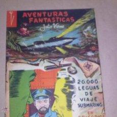 Tebeos: AVENTURAS FANTASTICAS -VALOR Nº 4. Lote 46743201