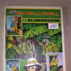 Tebeos: NOVENO ARTE - JIM DE LA JUNGLA- Nº4 - EDITA POLA - TAPA DURA - COL. DE 6. Lote 47132625