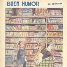 Tebeos: BUEN HUMOR Nº413. AÑO 1929. Lote 47642959