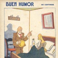 Tebeos: BUEN HUMOR Nº357. AÑO 1928. Lote 47664023