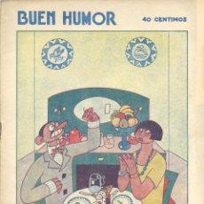 Tebeos: BUEN HUMOR Nº487. AÑO 1931. Lote 47664073