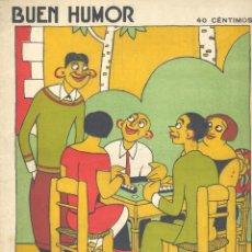 Tebeos: BUEN HUMOR Nº239. AÑO 1926. Lote 48632672