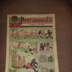 Tebeos: SEMANARIO HUMORIFICO. PERRAGORDA. EL AMIGO DE LOS NIÑOS. K-K-O. AÑO V. Nº 210. EDITORIAL GUERRI. Lote 47829885