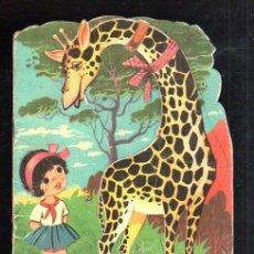 Tebeos: CUENTOS TORAY. LA JIRAFA PRESUMIDA. 1962. EDICIONES TORAY. Lote 48512564