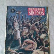 Tebeos: CUADERNO ILUSTRADO DE SUCESOS Nº 5 -. Lote 48525013
