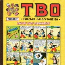 Tebeos: TBO 38 TOMOS ESPECIAL COLECCIONISTAS EDT.SALVAT CON REGALO CALENDARIO 2011. Lote 48537986