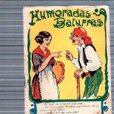 Tebeos: HUMORADAS BATURRAS. COLECCION ESCOGIDAS. BARCELONA. Lote 49224235