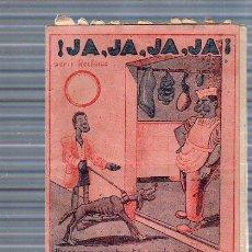 Tebeos: SERIE RECLAMO. !JA,JA,JA,JA¡. EDICIONES PATRIOTICAS, CADIZ.. Lote 49224318