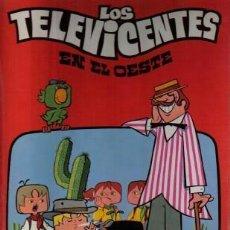 Tebeos: CÓMIC TELEVICENTES TITULADO EN EL OESTE DE EDICIONES FHER AÑO 76. Lote 49603768